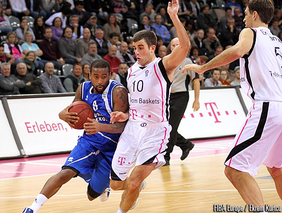 8. Darius Washington (Türk Telekom)